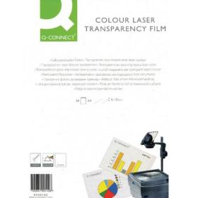 Q-Connect Laser Colour OHP Film Pack of 50 KF00142