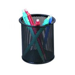 Cheap Stationery Supply of Q-Connect Mesh Pen Pot Black KF00864 Office Statationery
