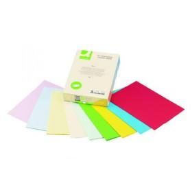 Q-Connect Coloured A4 Copier Paper 80gsm Cream Ream (Pack of 500) KF01092