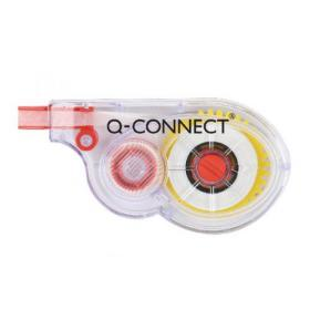 Q-Connect Correction Roller 5mm x 8m (Pack of 12) KF01593Q