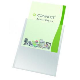 Q-Connect Card Holder Polypropylene A4 (Pack of 100) KF01947