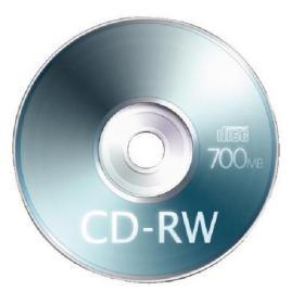 Q-Connect CD-RW Slimline Jewel Case 80Mins 700MB KF03718