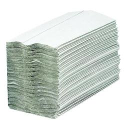 Cheap Stationery Supply of 2Work 1-Ply C-Fold Hand Towels White (Pack of 2880) HC128WHVW Office Statationery