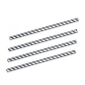 Metal Silver 4 pack Rexel Letter Tray Risers