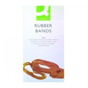 Q-Connect Rubber Bands No.14 50.8 x 1.6mm 500g KF10523