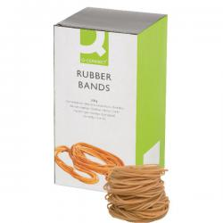 Cheap Stationery Supply of Q-Connect Rubber Bands No.18 76.2 x 1.6mm 500g KF10526 Office Statationery