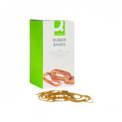 Cheap Stationery Supply of Q-Connect Rubber Bands No.32 76.2 x 3.2mm 500g KF10537 Office Statationery