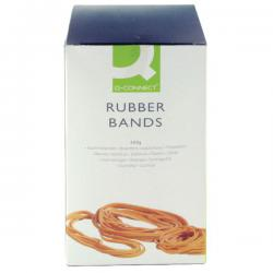 Cheap Stationery Supply of Q-Connect Rubber Bands Assorted Sizes 500g KF10577 Office Statationery