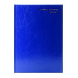 Cheap Stationery Supply of Academic Diary Diary Day Per A5 Blue 2020-21 KF1A5ABU21 Office Statationery