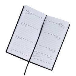 Cheap Stationery Supply of Condiary 2014 Diary Slim Week to View Portrait Burgundy KF1BG14 Office Statationery