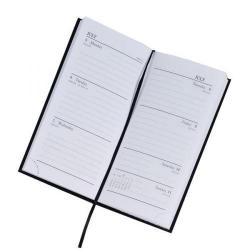 Cheap Stationery Supply of Condiary 2014 Diary Slim Week to View Portrait Blue KF1BU14 Office Statationery