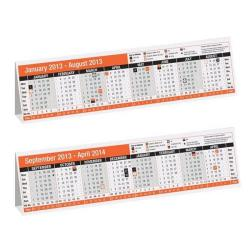 Cheap Stationery Supply of Condiary 2014 Computer and Desk Top 16-Month Calendar KF3004014 Office Statationery