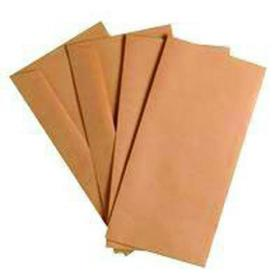 Q-Connect DL Envelopes Wallet Gummed 70gsm Manilla (Pack of 1000) KF3413