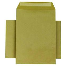 Cheap Stationery Supply of Q-Connect Envelope 254x178mm Pocket Self Seal 90gsm Manilla (Pack of 250) KF3445 Office Statationery