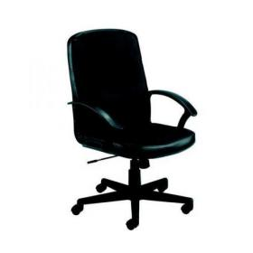 Jemini Thames Leather Look Chair KF50189