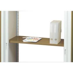 Cheap Stationery Supply of Arista Adjustable Wooden Shelf Beech KF72142 Office Statationery