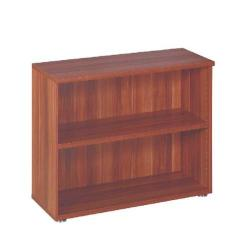 Cheap Stationery Supply of Avior Cherry 800mm Bookcase (W1000 x D400 x H800mm) KF72312 Office Statationery