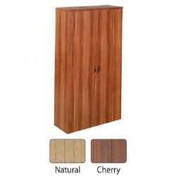 Cheap Stationery Supply of Avior Ash 1800mm Cupboard Doors (Pack of 2) KF72317 Office Statationery