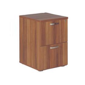 Avior Cherry 2 Drawer Filing Cabinet KF72324