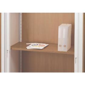 Arista Adjustable Wooden Shelf Oak KF72419