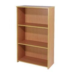 Cheap Stationery Supply of Serrion Bavarian Beech 1200mm Medium Bookcase KF73512 Office Statationery