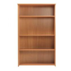 Cheap Stationery Supply of Serrion Bavarian Beech 1750mm Large Bookcase KF73514 Office Statationery