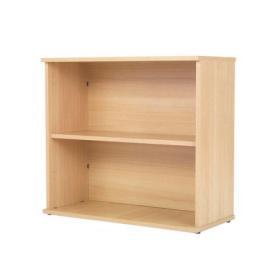 Jemini Intro 600mm Ferrera Oak Desk High Bookcase KF74139