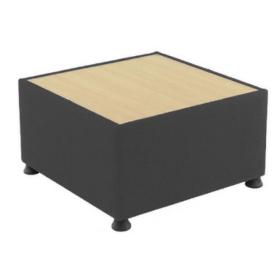 Arista Charcoal Modular Reception Table KF74205