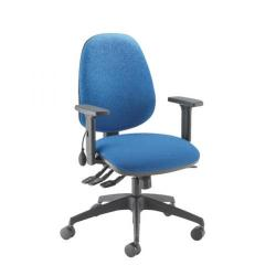 Cheap Stationery Supply of Cappela Petite Posture Chair Radial Back KF74284 Office Statationery