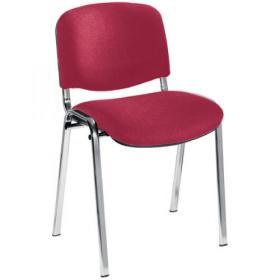 First Ultra Stacker Chair Claret KF74895
