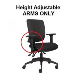 Jemini 2D Adjustable Chair Arms (Pack of 2) KF74954