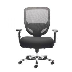 Cheap Stationery Supply of Avior Congo Big and Tall Heavy Duty Chair Black KF79140 Office Statationery