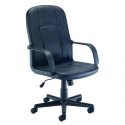 Cheap Stationery Supply of Jemini Jack 2 PU Executive Chair Black KF79887 Office Statationery
