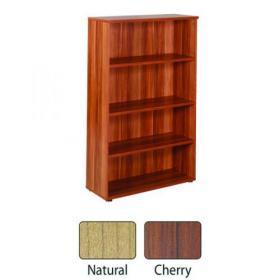 Avior Ash 1600mm Bookcase (W1000 x D400 x H1600mm) KF838272