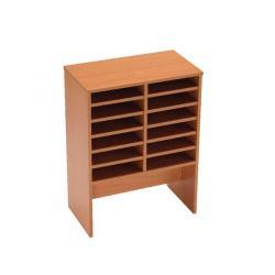 Cheap Stationery Supply of Jemini Intro 2 Bay Base Sorter Unit KF838890 Office Statationery