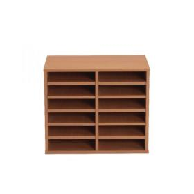 Jemini Intro 2 Bay 12 Compartment Unit Floor KF838893