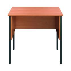 Cheap Stationery Supply of Eco Midi Homework Desk 800x600mm Beech ECMHD8060BE Office Statationery