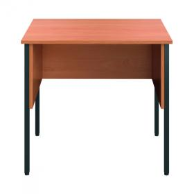 Eco Midi Homework Desk 800x600mm Beech KF90347