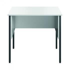 Jemini Eco Midi Homework Desk 800x600x40mm White KF90349