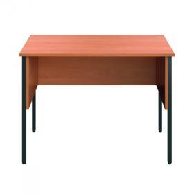 Jemini Eco Midi Homework Desk 1000x600x40mm Beech KF90350