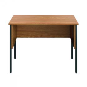 Jemini Eco Midi Homework Desk 1000x600x40mm Oak KF90351