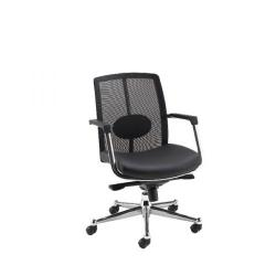 Cheap Stationery Supply of Avior Black Executive Mesh Back Task Chair KF97083 Office Statationery