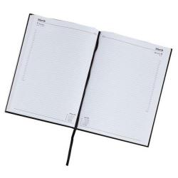 Cheap Stationery Supply of Condiary A4 2014 Appointment Diary Day to a Page Black KFA41ABK14 Office Statationery