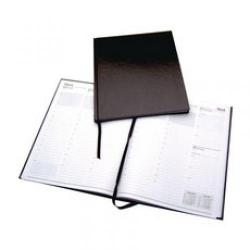 Cheap Stationery Supply of Condiary Quarto 2014 Appointment Diary Week to View Black KFQ3ABK14 Office Statationery