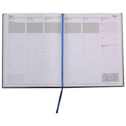 Cheap Stationery Supply of Condiary Quarto 2012 Appointment Diary Week to View Blue KFQ3ABU12 Office Statationery