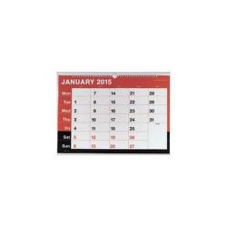 Cheap Stationery Supply of Condiary 249x231mm 2015 Wirebound Calendar KFYC2215 Office Statationery