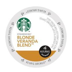 Cheap Stationery Supply of Keurig Starbucks Blonde Veranda Blend Pods (Pack of 24) 93-07017 Office Statationery