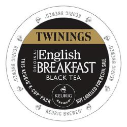 Cheap Stationery Supply of Twinings English Breakfast Tea Pods (Pack of 24) 93-07599 Office Statationery
