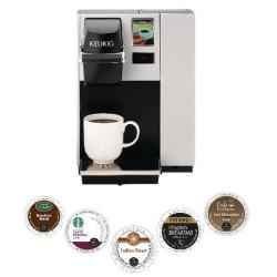 Cheap Stationery Supply of Keurig Podsx5 Cases With Free K150 Coffee Machine (Pack of 5) cases) KG810010 Office Statationery