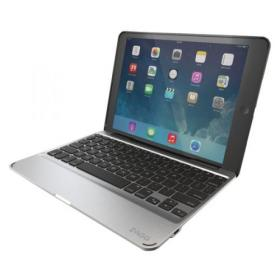Zagg Slim Book Case With keyboard iPad Mini Black Case